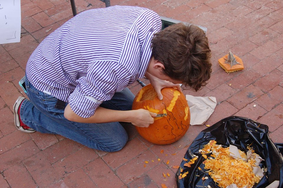 pumpkincarving
